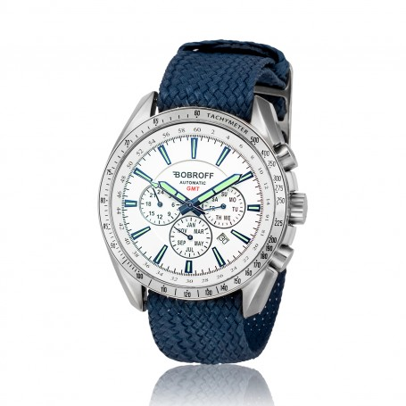 Reloj BOBROFF para hombre modelo BF0015V2PA