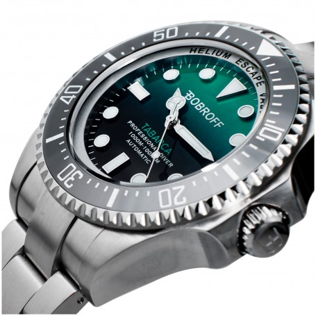 Reloj BOBROFF para hombre modelo BF0016V2-S011