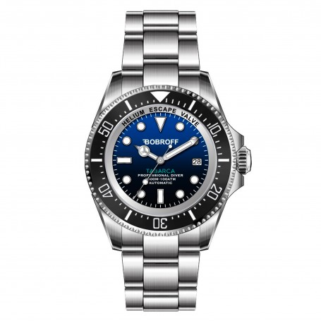 Reloj BOBROFF para hombre modelo BF003