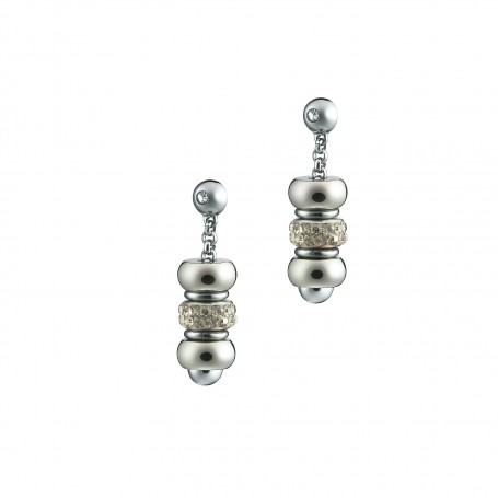 Pendientes TIME FORCE para mujer modelo TS5137PS